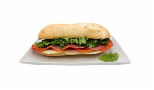 Taylor Farms Grab & Go Italian Style Garlic Panini Perspective: front