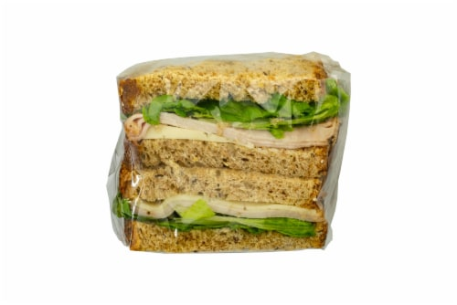 Taylor Farms Maple Turkey Sandwich Perspective: front