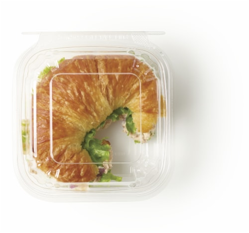 Taylor Farms Chicken Salad Croissant Perspective: front