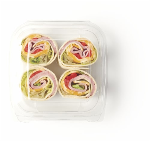 Taylor Farms Oven Roast Turkey Pinwheels Perspective: front