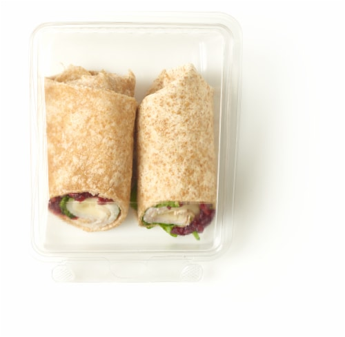 Taylor Farms Oven Roast Turkey Wrap Perspective: front