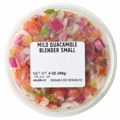 Taylor Farms Mild Guacamole Blender Small Perspective: front