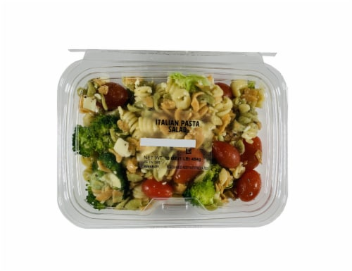 Taylor Farms Italian Pasta Salad Perspective: front