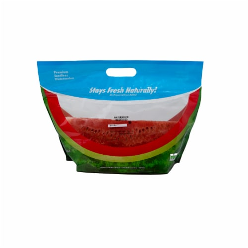 Quartered Watermelon Perspective: front