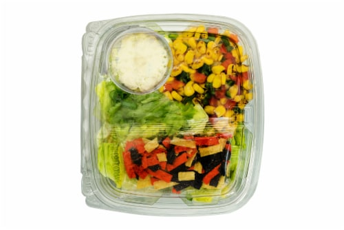 Taylor Farms Mexican Style Salad Perspective: front