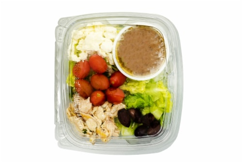 Taylor Farms Greek Style Salad Perspective: front