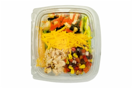 Fresh Kitchen Southwest Style Chicken Salad Perspective: front