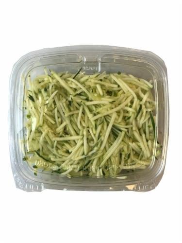 Taylor Farms Zucchini Squash Noodles Perspective: front
