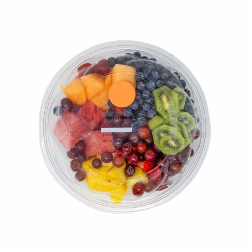 Fresh Kitchen Mixed Fruit Bowl Perspective: front