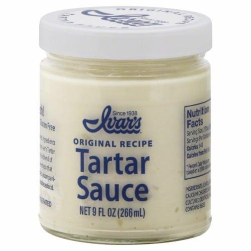 Ivar's Original Tartar Sauce Perspective: front