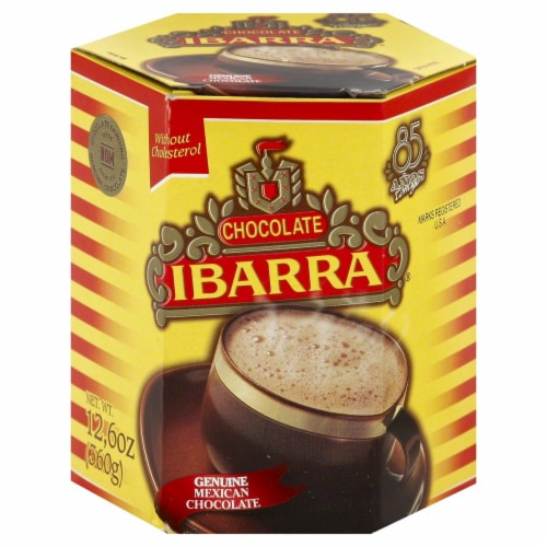 Ibarra Mexican Sweet Chocolate Perspective: front