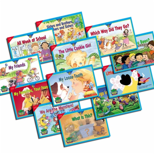 Sight Word Readers: Grades 1-2 Variety Pack Perspective: front