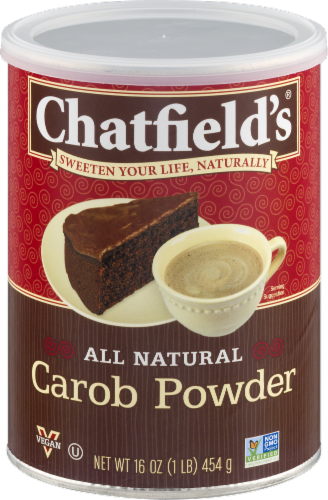 Chatfield's Carob Powder Perspective: front