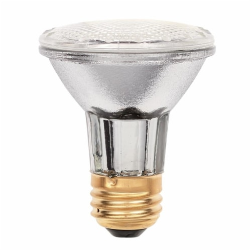 Westinghouse 38 watt PAR20 Reflector Halogen Bulb 500 lumens Warm White 1 pk - Case Of: 1; Perspective: front