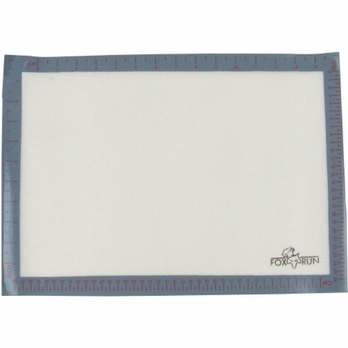 Fox Run Silicone Baking Mat Perspective: front