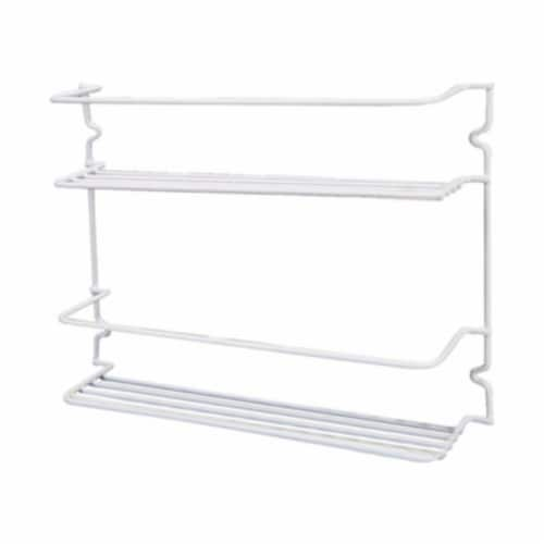 Grayline® Spice Rack - White Perspective: front