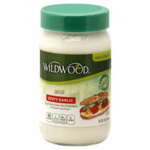 Wildwood Aiolo Garlic Spread Perspective: front