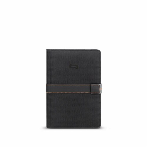Metro Universal Tablet Case - Black Perspective: front