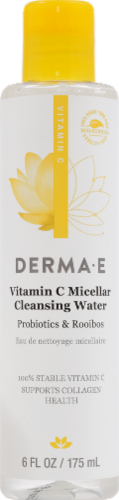 Derma-E Vitamin C Micellar Cleansing Water Perspective: front