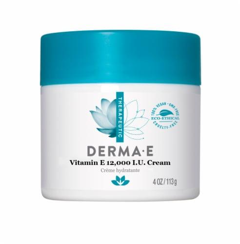 Derma-E Vitamin E 12000 IU Creme Perspective: front