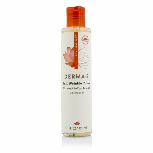 Derma-E Refining Vitamin A and Glycolic Toner Perspective: front