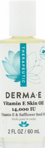 Derma-E Vitamin E Skin Oil 14 000 I.U. Perspective: front