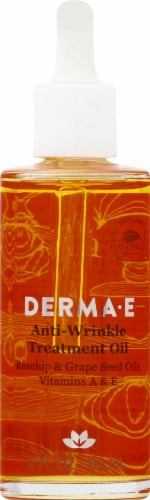 Derma-E Anti-Wrinkle Treatment Oil with Vitamin A & E Perspective: front