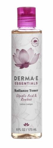 Derma-E Radiance Toner Perspective: front