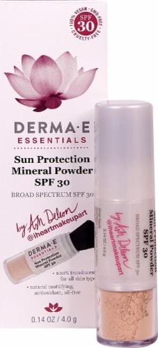 Derma-E SPF 30 Sun Protection Mineral Powder Perspective: front