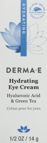 Derma-E Hydrating Eye Creme with Hyaluronic Acid Perspective: front