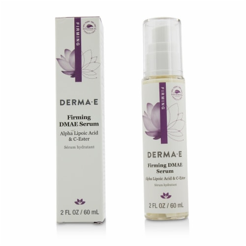 Derma-E Firming Serum Perspective: front