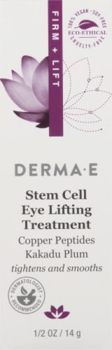 Derma-E Stem Cell Eye Lifting Treatment Perspective: front