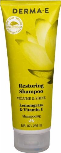 Derma-E Restoring Shampoo Perspective: front