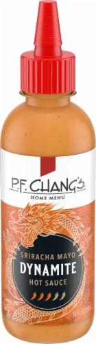 P.F. Chang's Sriracha Mayo Dynamite Hot Sauce Perspective: front
