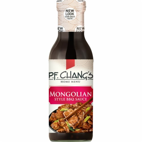 P.F. Chang's Mongolian Style BBQ Sauce Perspective: front