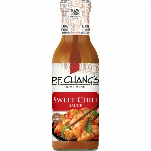 P.F. Chang's Chili Honey Sauce Perspective: front