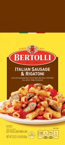 Bertolli Italian Sausage & Rigatoni Frozen Skillet Meal Perspective: front