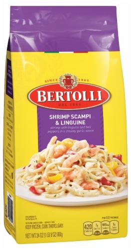 Bertolli Shrimp Scampi & Linguine Frozen Skillet Meal Perspective: front