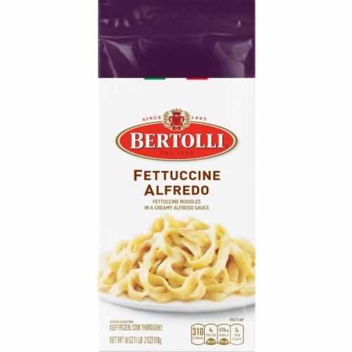 Bertolli Fettuccine Alfredo Frozen Meal