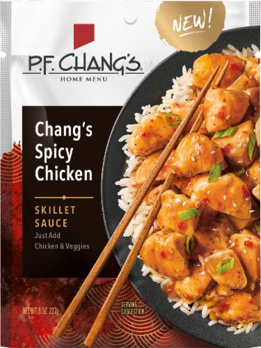 P.F. Chang's® Spicy Chicken Sauce Perspective: front