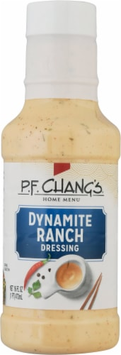 P.F. Chang's Home Menu Dynamite Ranch Salad Dressing Perspective: front