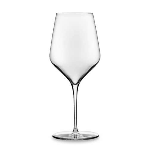 Libbey Signature Greenwich White Wine Glasses Set Perspective: front