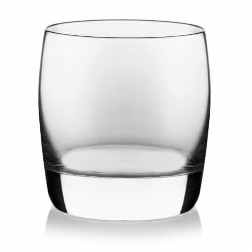 Libbey Signature Kentfield Rocks Cocktail Glasses Set Perspective: front