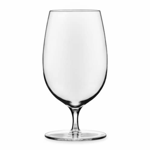 Libbey Signature Kentfield Footed Beverage Glasses Set Perspective: front