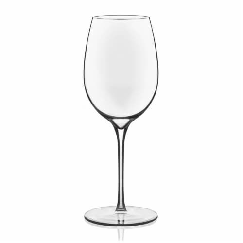 Libbey Signature Kentfield Classic White Wine Glasses Perspective: front