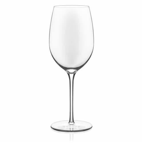 Libbey Signature Kentfield Estate All-Purpose Wine Glasses Set Perspective: front