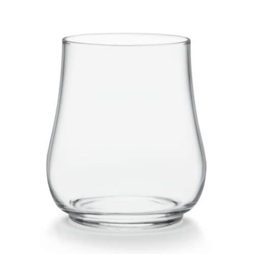 Libbey Perfect For Everything Stackable Stemless Glasses Perspective: front
