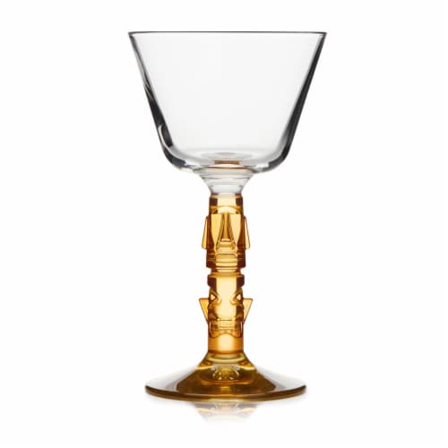 Libbey Tiki Mai Tai Wine Glass Perspective: front