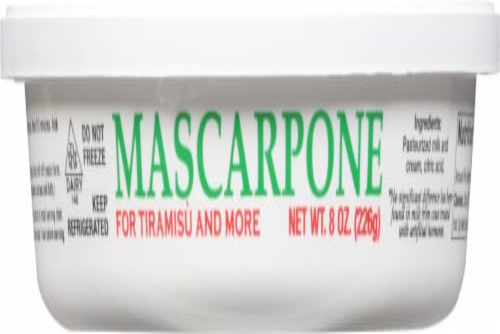 BelGioioso® Mascarpone Cheese Perspective: front