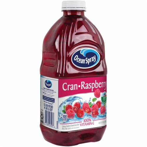 Ocean Spray Cran-Raspberry Juice Drink Perspective: front